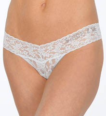Hanky Panky Bride to Be Low Rise Thong 491051