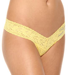 Happy New Year Crystals Low Rise Thong