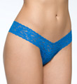 Signature Lace Low Rise Thong Image
