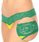University Of Oregon Low Rise Thong
