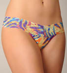Playful Tiger Low Rise Thong