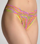 Wavelength Original Rise Thong