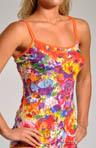 Impressionist Floral Basic Cami