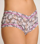 Signature Lace Hello Kitty Print Boyshort Panty