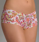 Prancing Paisley Boyshort Panty