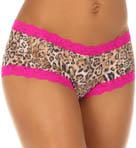 Leopard Nouveau Boyshort Panty