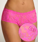 Hanky Panky Signature Lace Hello Kitty Boyshort Panty 82KITTY
