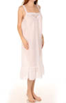 Hanky Panky Summer Afternoon Cotton Long Gown 84G122