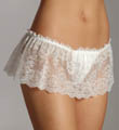Hanky Panky Julia Silk and Lace Skirted G-String 882071