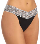 Hanky Panky Jaguar Cotton with a Conscience Original Thong 891131