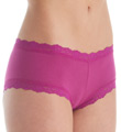 Cotton With A Conscience Boyshort Panty Image