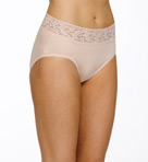 Hanky Panky Cotton with a Conscience French Brief Panty 892461