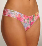 Chintz Signature Lace Low Rise Thong