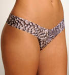 Quill Low Rise Thong