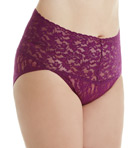 Signature Lace Plus Size Retro V-Kini Panty