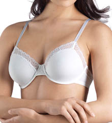 Cotton Superior Lace Underwire Bra