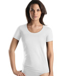 Cotton Superior Short Sleeve Top Image