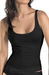 Hanro Cotton Superior Tank Top with Narrow Straps 1593
