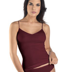 Cotton Seamless V Neck Camisole Image
