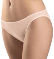 Cotton Seamless Hi Cut Brief Panty Image