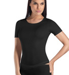 Cotton Seamless Short Sleeve Tee