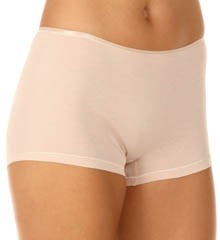 Cotton Seamless Boyleg Panty