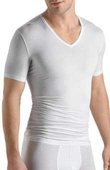 Cotton Sensation V-Neck T-Shirt