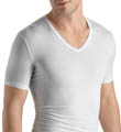 Cotton Sensation V-Neck T-Shirt Image