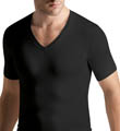Hanro Silk/Modal Blend V-Neck T-Shirt 3097