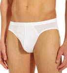 Cotton Sporty Flyless 3/4 Brief