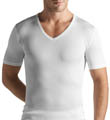 Hanro Cotton Pure V-Neck T Shirt 3665