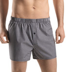 Hanro Fancy Woven Boxer 4013