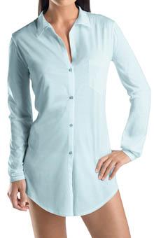 Hanro Carrie Boyfriend Sleepshirt 7306