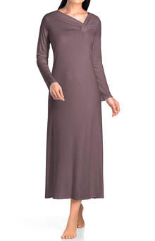 Nora Long Sleeve Long Gown