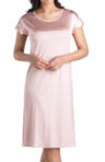 Salome Cap Sleeve Gown