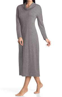 Pamina Cowl Neck Lounge Dress