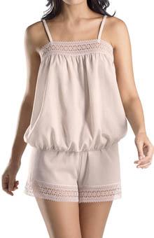 Hanro Mia Short Pajama 7497