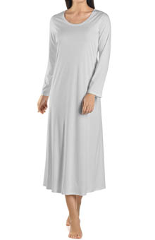 Hanro Tonight Long Sleeve Gown 7758