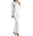 Tonight Button Front Pajama Set Image