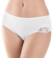 Hanro Eliza Lace Detail Brief Panty 9036
