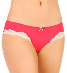 Hanro Scarlett Lace Trim Bikini Panty 9660