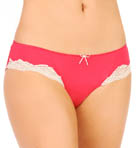 Scarlett Lace Trim Bikini Panty Image