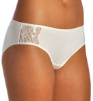 Malaga Lace Trimmed Hipster Panty