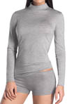 Hanro Light Merino Long Sleeve Turtleneck 9725