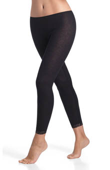 Woolen Lace Legging