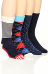 Happy Socks 4 Pack Sock Variety Box Set BOXAR068