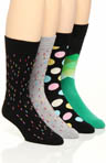 Happy Socks 4 Pack Sock Variety Box Set BOXRA099