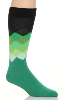 Faded Diamonds Sock