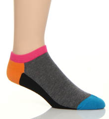 Five Color Low Socks