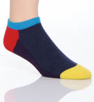 Happy Socks Five Color Low Socks LO12007